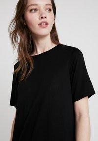 Weekday - BEYOND DRESS - Jersey dress - black - 3