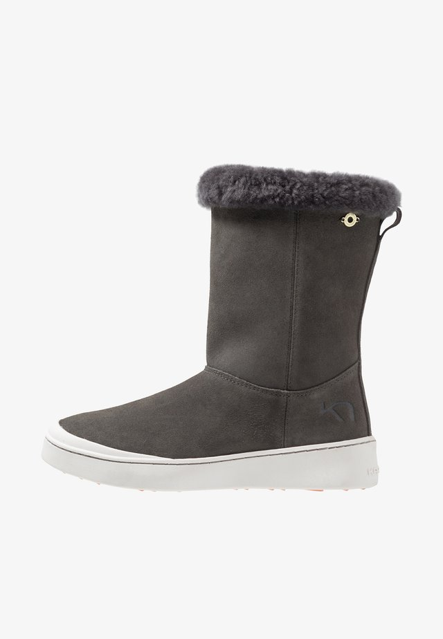 STEG - Winter boots - dove