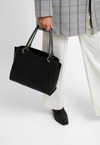 TOM TAILOR - ALASSIO - Handbag - black - 1