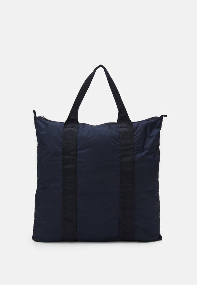 UNISEX - Velká kabelka - blue