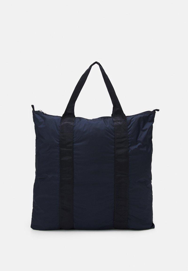 ARKET - UNISEX - Shopping bag - blue