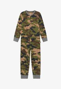 Claesen's - BOYS ONEPIECE - Pyjamas - army - 2