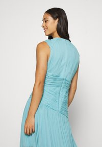 Thurley - WATERFALL DRESS - Galajurk - blue nile - 3