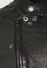 Be Edgy - Leather jacket - black - 3