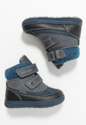 Chaussures premiers pas - blu/nero