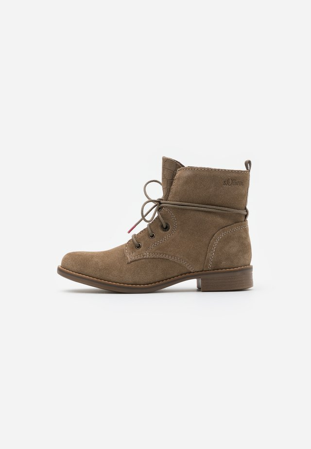 WOMS  - Veterboots - pepper