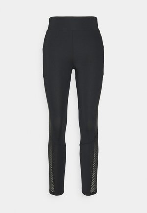 SHINE BRIGHT  - Leggings - black