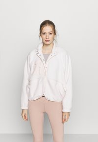 Free People - HIT THE SLOPES JACKET - Fleece jacket - ivory - 0
