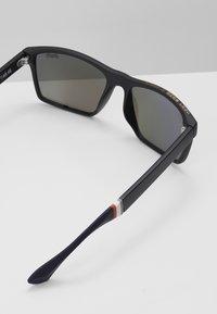 Superdry - YAKIMA - Sluneční brýle - matte black/triple fade revo - 2