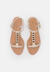 Alberta Ferretti - Sandals - beige - 4