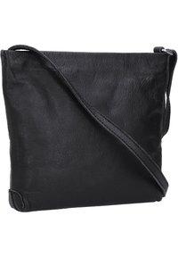 Cowboysbag - WALMER  - Across body bag - black - 1