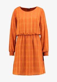 Fransa - FRESQUARE DRESS - Day dress - autumnal - 5