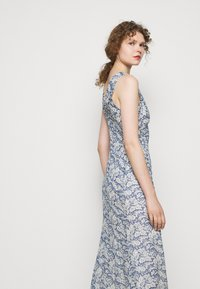 Polo Ralph Lauren - Maxi dress - blue/cream - 4