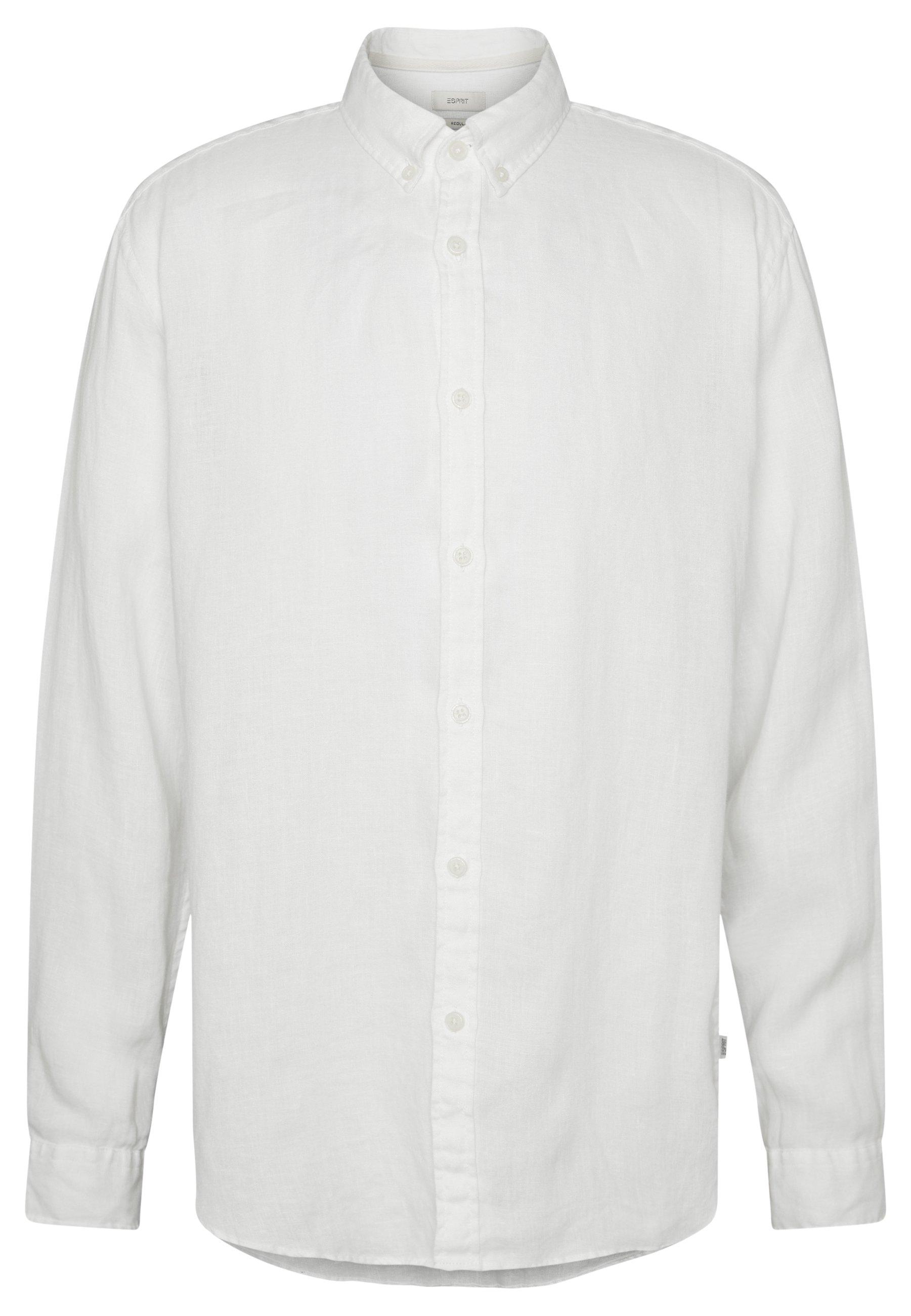 Esprit SOLIST SLIM FIT - Skjorte - white