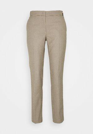 TROUSER - Trousers - tan