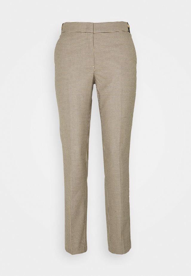 TROUSER - Pantaloni - tan