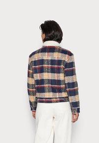 Levi's® - TRUCKER - Light jacket - dark blue - 2