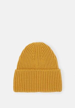 NOAH HAT - Čepice - ockra
