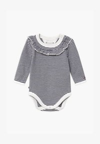 Tommy Hilfiger - BABY GIRL RUFFLE - Body - blue - 0