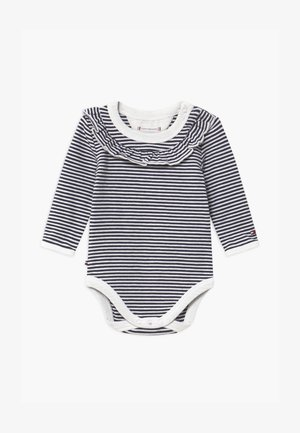 BABY GIRL RUFFLE - Body - blue