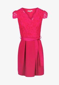 Morgan - ROME - Vestido de cóctel - mottled pink - 3