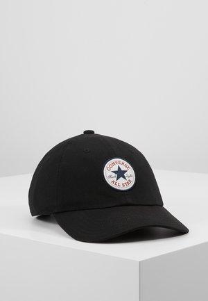 TIPOFF BASEBALL - Czapka z daszkiem - black