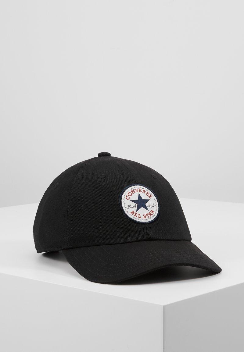 Converse - TIPOFF BASEBALL - Kšiltovka - black