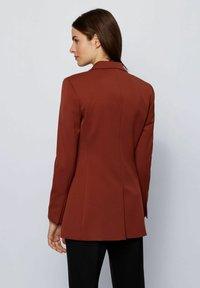 BOSS - Halflange jas - brown - 2