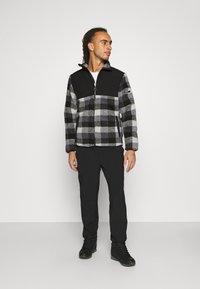 Regatta - CADAO - Fleece jacket - black/chalk - 1