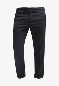 TERRY  - Trousers - navy
