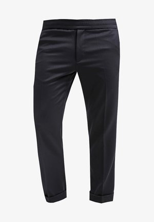 TERRY  - Pantaloni - navy
