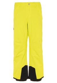8848 Altitude - GRACE PANT - Zimní kalhoty - lime - 2