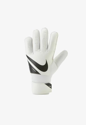 GOALKEEPER MATCH UNISEX - Keepershandschoenen  - white black black