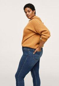 Mango - ISA - Jeans Skinny Fit - dunkelblau - 3