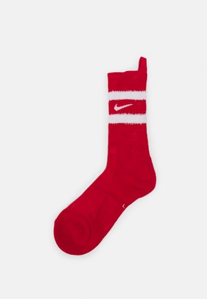 ELITE CREW CHRISTMAS SOCK - Sports socks - university red/light crimson white
