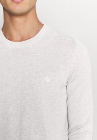 Marc O'Polo - CREW NECK - Jumper - twentyfour grey - 5