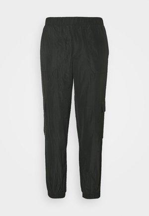VMVELMA PANTS - Cargo trousers - black