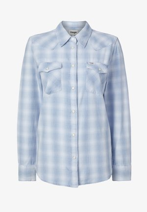 WESTERN - Overhemdblouse - light indigo
