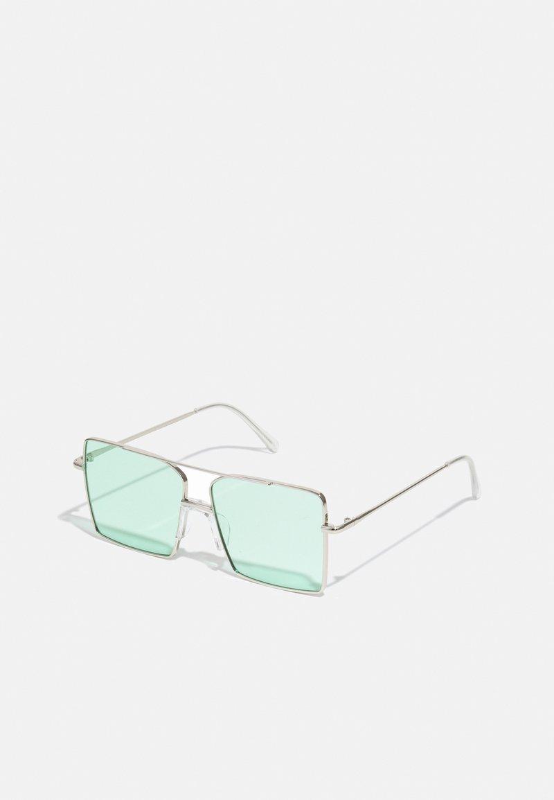 Only & Sons - ONSSUNGLASSES UNISEX - Sunglasses - light green