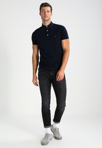 Tommy Hilfiger - SLIM FIT - Piké - sky captain - 1