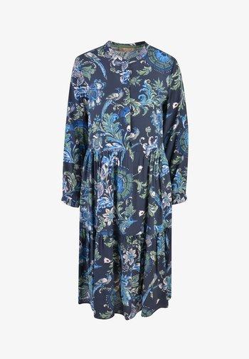 Day dress - cornflower prin