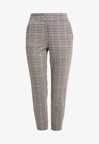 b.young - BYRYDRA PANTS - Trousers - chocolate/brown combi - 3