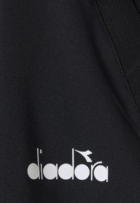 Diadora - SKIRT EASY TENNIS - Sportovní sukně - black - 2