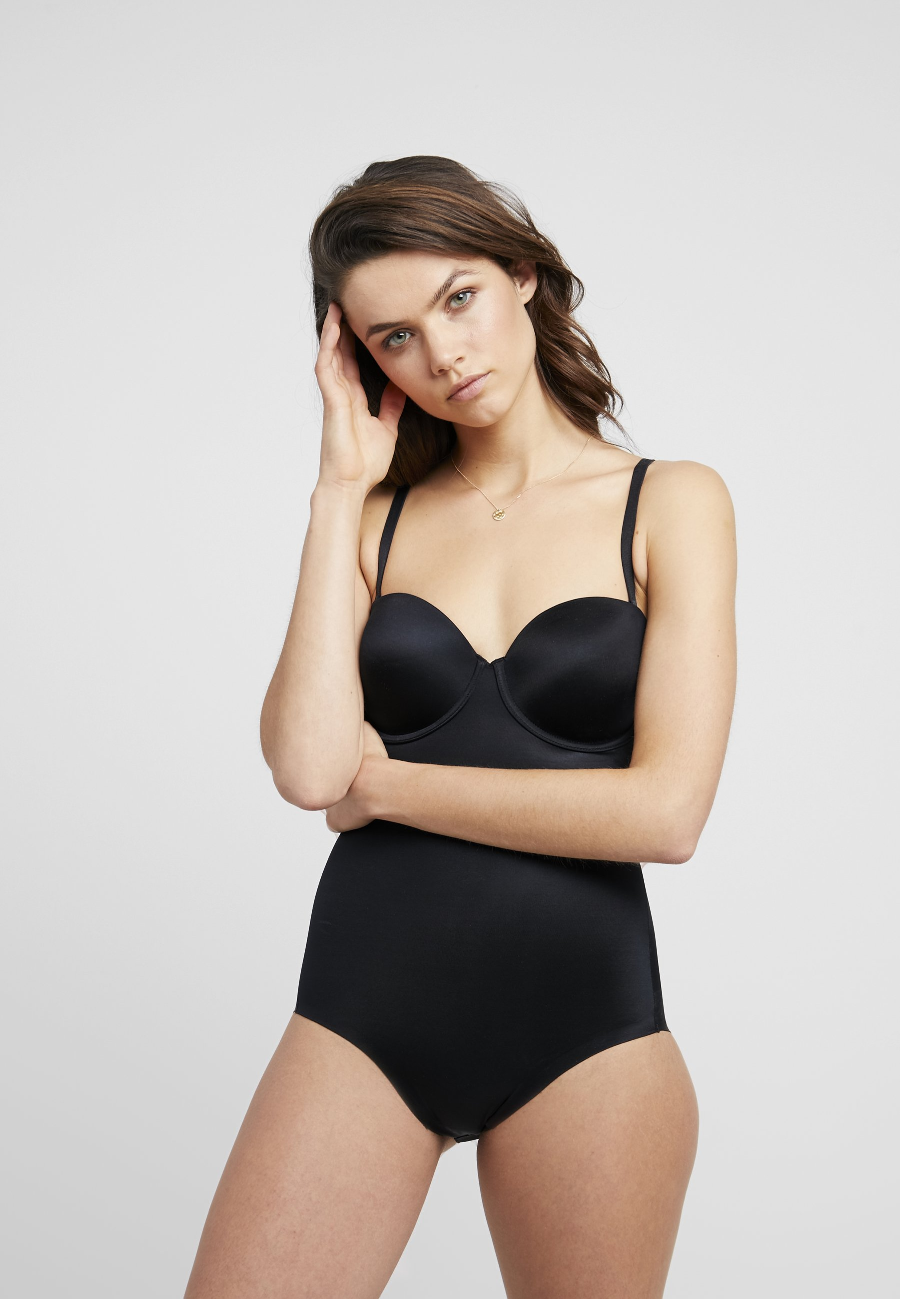 Femme STRAPLESS CUPPED PANTY - Body