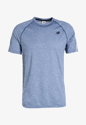 TENACITY - Basic T-shirt - blue