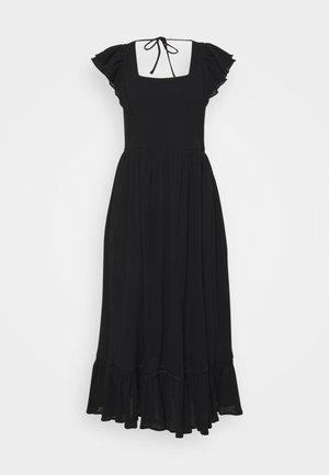 BYFIDELIA DRESS - Vapaa-ajan mekko - black