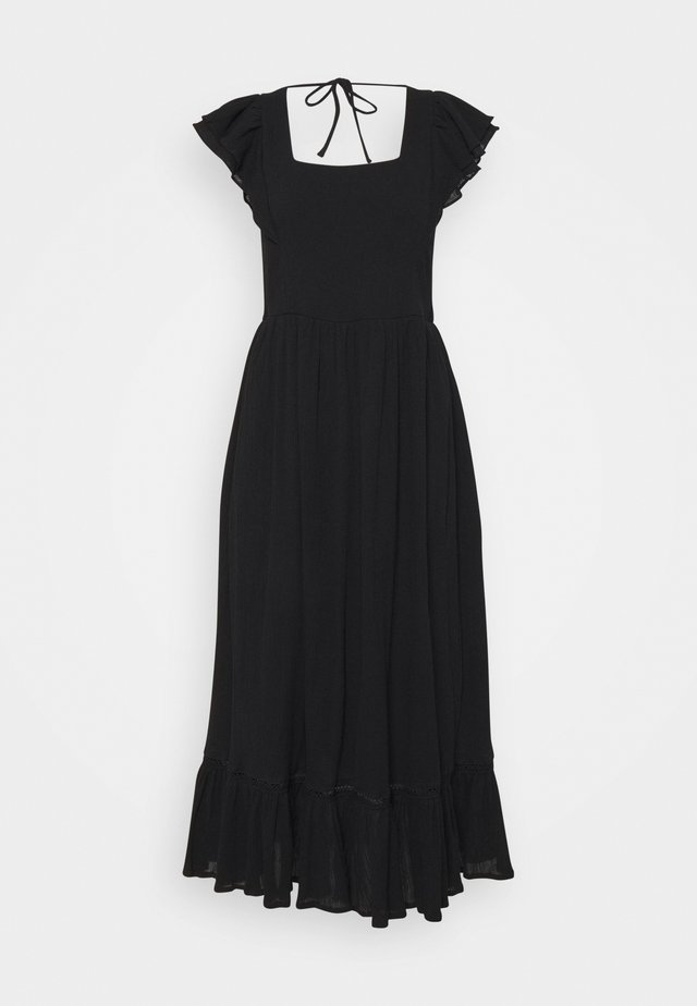 BYFIDELIA DRESS - Kjole - black