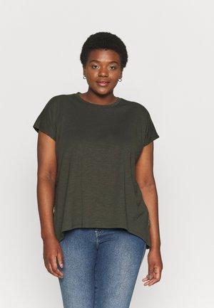 NMMATHILDE  - T-shirt basic - rosin