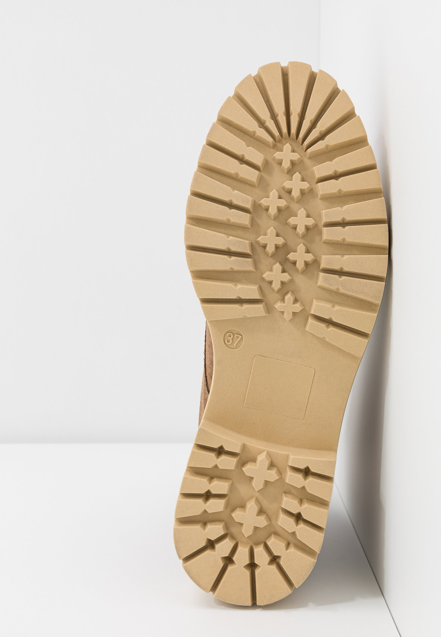 L'INTERVALLE SHEFIELD - Plateaustiefelette - tan | Damen Schuhe 2020