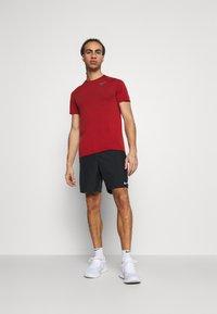 Nike Performance - TECH ULTRA LAUFSHIRT HERREN - T-shirts print - chile red - 1
